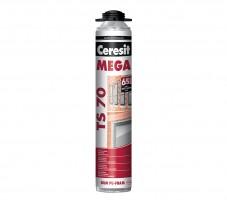 CERESIT TS70 PU PĚNA MEGA 850 ml  PIST.